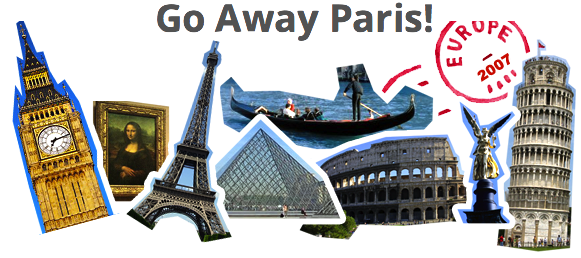 Go Away Paris!